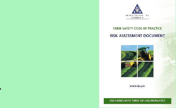 Farm Safety Risk Assesment